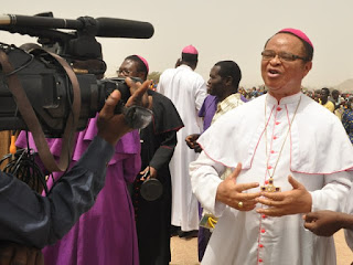 Catholic Bishop of Umuahia, Abia State, Most Rev. Lucius Ugorji, has lambasted the Buhari-led government for allegedly marginalising the Igbo.