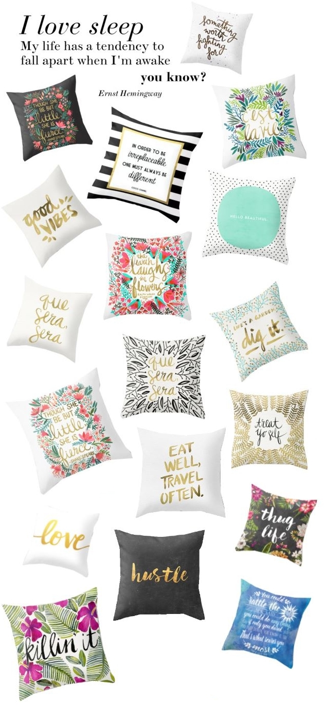 Aliexpress cushions