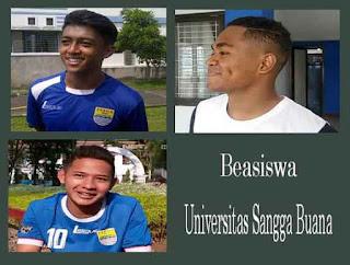 Pemain Muda Persib - Febri, Zola, dan Billy Keraf Dapat Beasiswa