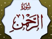 Bacaan Surat Ar Rahman Arab Latin dan Terjemahannya