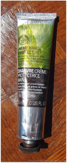 THE BODY SHOP Chanvre Crème Protectrice Mains