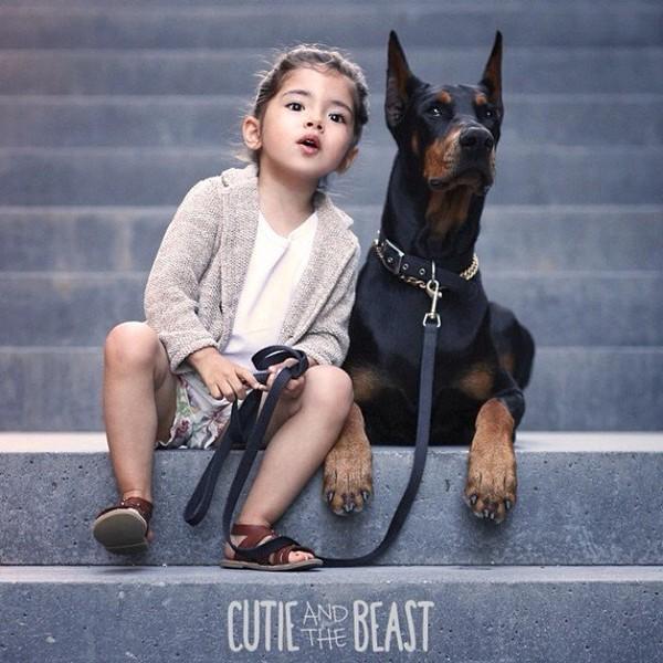 Cách chọn thú cưng làm bạn với bé
