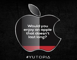 YU Yutopia Battery