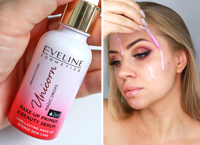 eveline unicorn magic drops primer serum
