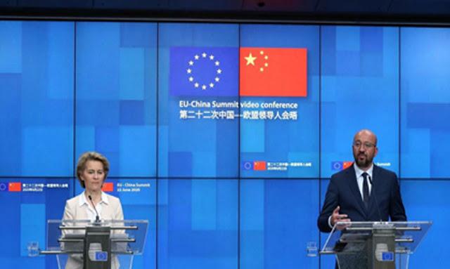 الصين ترفض التحذير الأوروبي بشأن هونغ كونغ