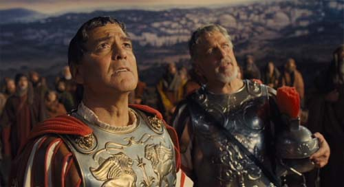 George Clooney, Clancy Brown in Hail, Caesar!