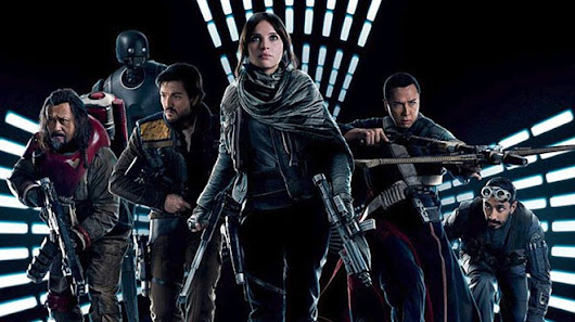 "Critica ""Rogue One: A Star Wars Story"" ¡Mision cumplida!"