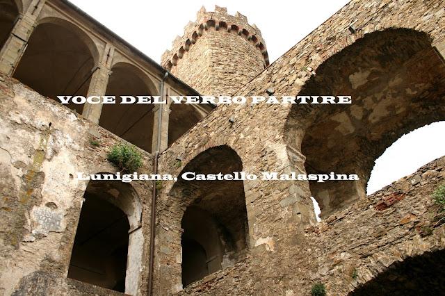 QUALI CASTELLI VEDERE IN LUNIGIANA: CASTELLO MALASPINA