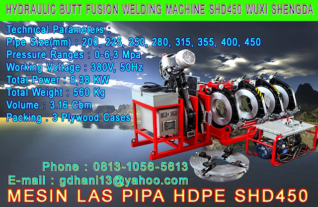 JUAL FITTING HDPE