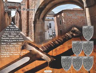 Orden de los Fratres de Cáceres (1169-2019)