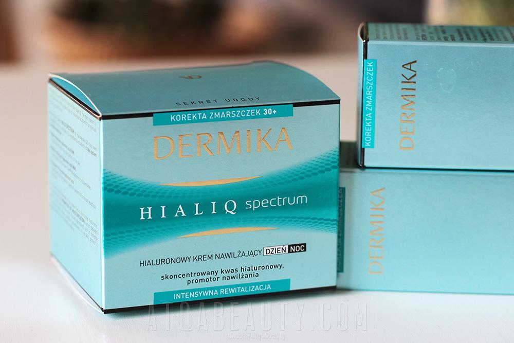 Pielęgnacja :: Dermika po trzydziestce <br>(linia HIALIQ Spectrum) [recenzja]