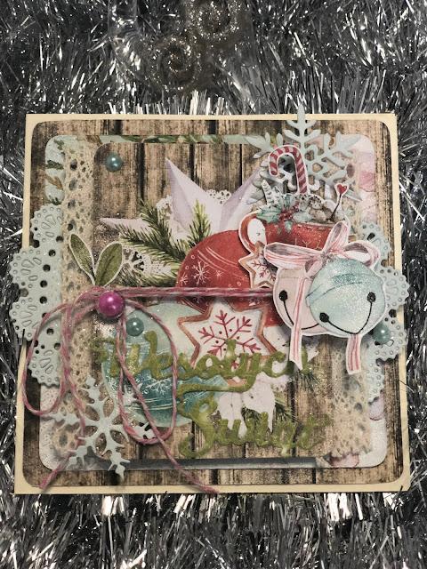 Kartka Świąteczna Prezent