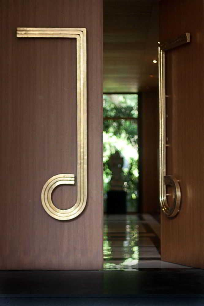 Contoh Model Gagang Pintu Rumah Mewah