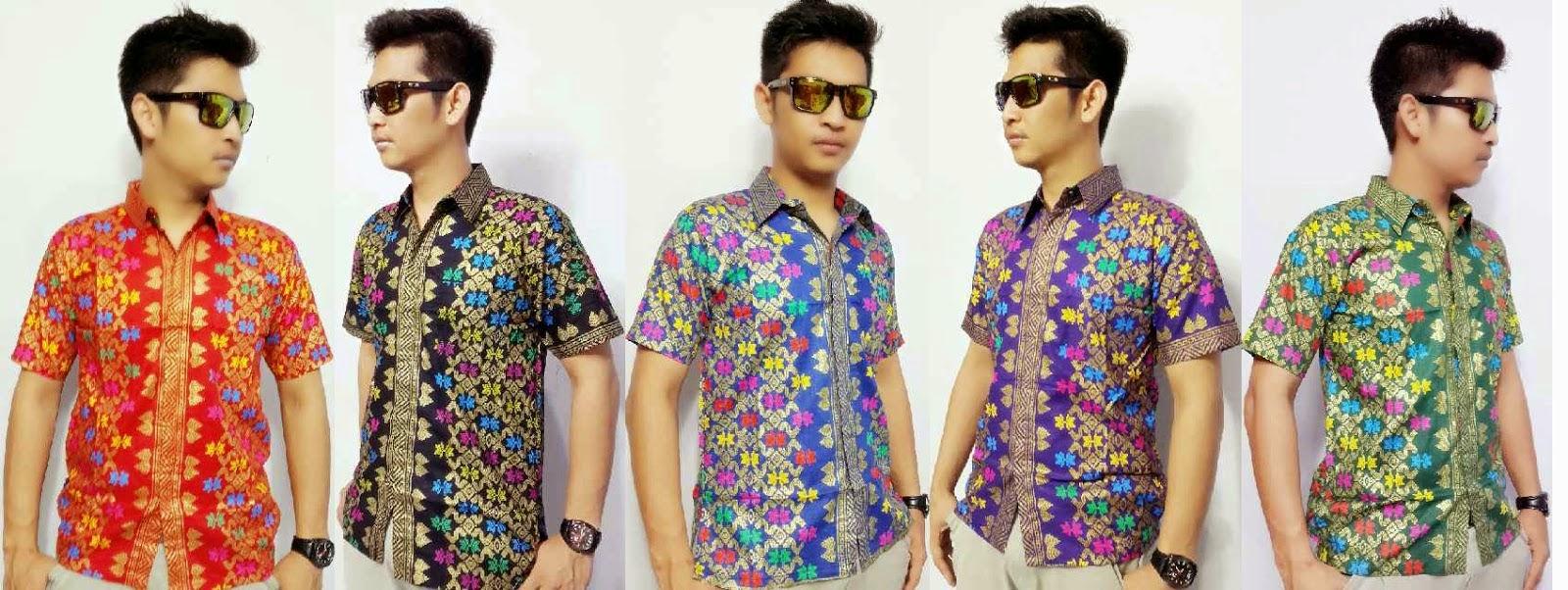 30 Model Baju Batik Artis Terbaru Untuk Kerja Dan Ke