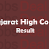 GHC Civil Judges Result 2017 – Gujarat CJ Cut Off Marks/ Merit List