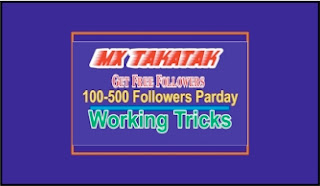 Get Free Followers On Mx Takatak,Get unlimited Followers On Mx Takatak
