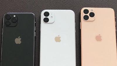 Apple تكشف رسميا عن هواتفها Iphone 11 و 11 Pro و 11Pro Max واليك مواصفاتهم
