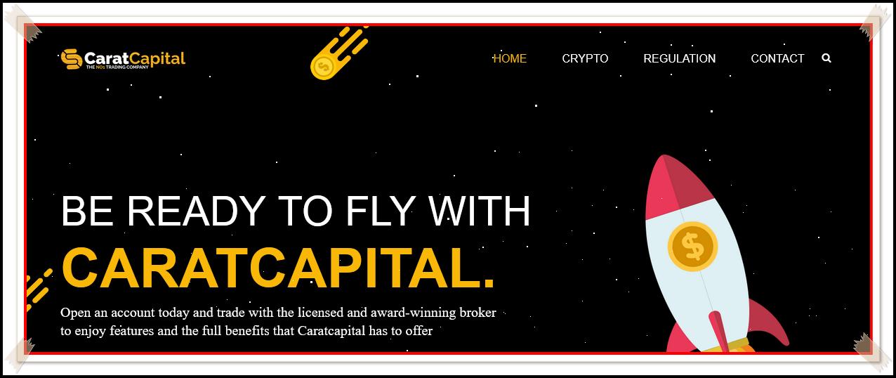 Мошеннический сайт caratcapital.com – Отзывы, развод. Компания CaratCapital мошенники