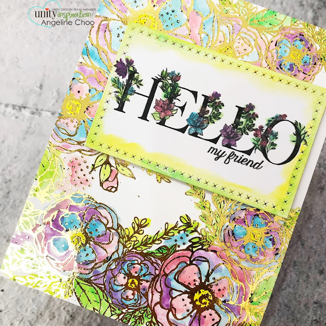 ScrappyScrappy: Thermoweb - Unity Stamp Design Team IG Hop #scrappyscrappy #unitystampco #thermoweb #decofoil #tonercardfronts #foiling #cardmaking #papercraft #handmadecard #primamarketing #primawatercolors #pasteldreams #flowersdevine #whitkit #unitysentimentkit #heidiswappminc #youtube #quicktipvideo #instagramhop #iggiveaway