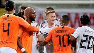Jerman Vs Belanda 2-4  Full Highlights