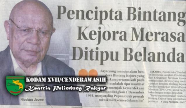 Tak Tanggung-tanggung, Tokoh Papua Ungkap OPM Adalah Bentukan Belanda (Video)