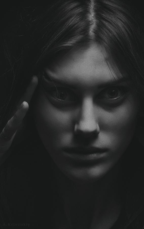 Фотограф Максим Яковчук: Photogrammer – творча співдружність: Фото дня від 25 березня 2018 року на сайті photogrammer.com.ua | Автор фото: Alexander Кривицкий | Назва фото: Portrait of chiaroscuro.|
