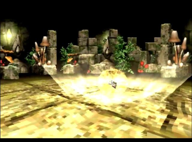 Jade Cocoon - La Leyenda de Tamamayu - Captura 4