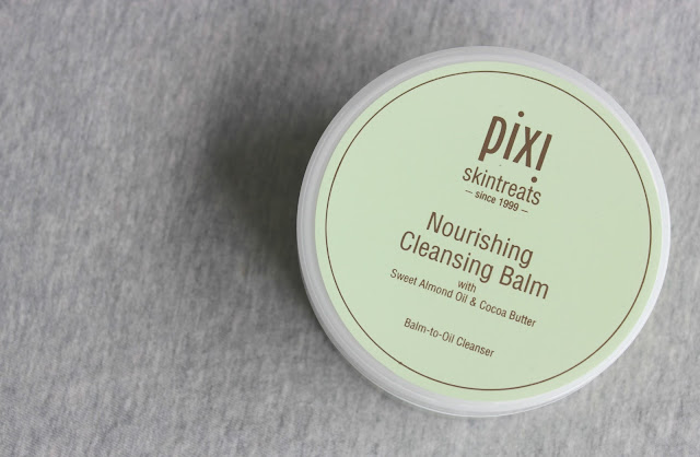 Pixi Beauty Skintreats Nourishing Cleansing Balm Review