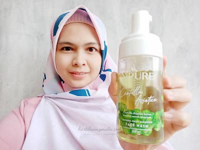 N'PURE Centella Asiatica Facial Wash