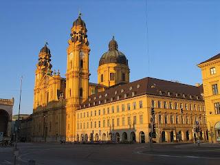 Iglesia de los Teatinos de Munich