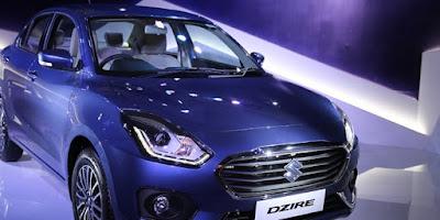New 2017 Maruti Suzuki Dzire2