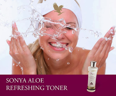 Art. 279 - SONYA ALOE REFRESHING TONER - CC 0,128
