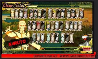 Naruto Senki the Last Mod by TP Apk