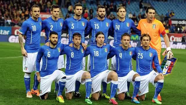 Guia da Euro 216: Itália