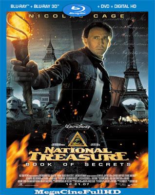 La Leyenda Del Tesoro Perdido: El Libro De Los Secretos (2007)