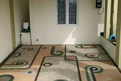 Jasa lantai batu sikat sragen, jasa lantai carport sragen, tukang lantai batu sikat sragen 082230564685