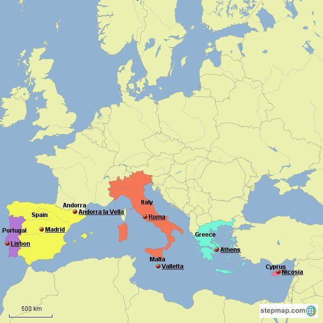 Ο κορωνοϊός έδειξε ότι η Μεσογειακή Ευρώπη δεν χρειάζεται την ΕΕ