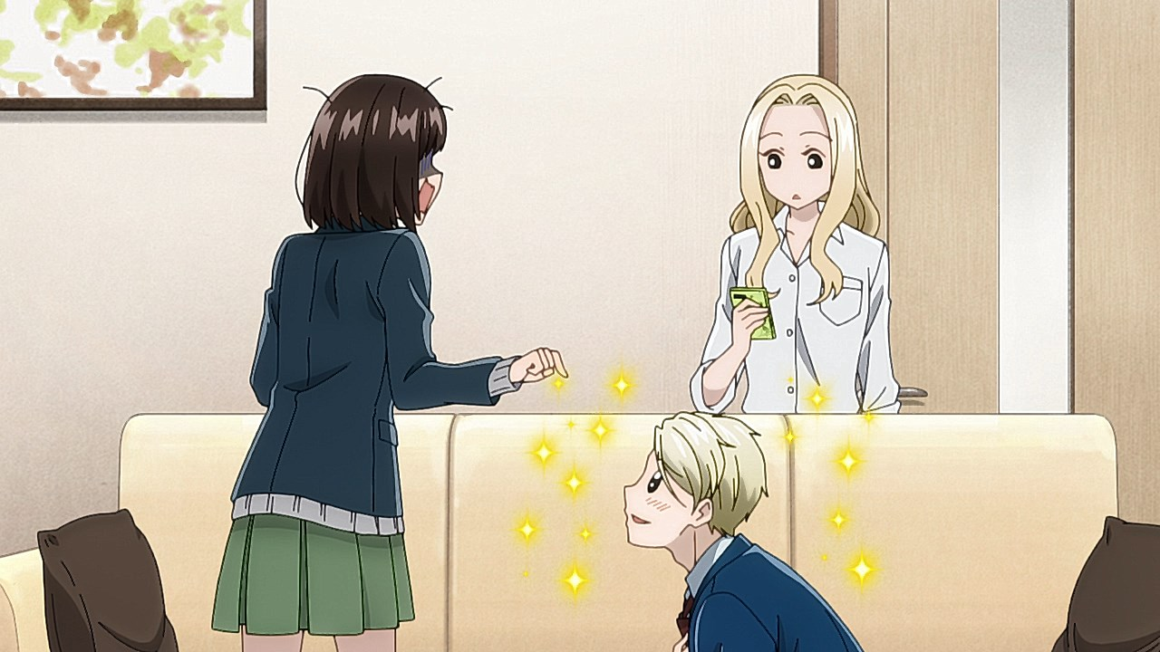 Koi to Yobu ni wa Kimochi Warui รักมันน่าขยะแขยงขนาดนั้นเลยเหรอ (Koikimo: It's Disgusting to Call This Love: 恋と呼ぶには気持ち悪い)