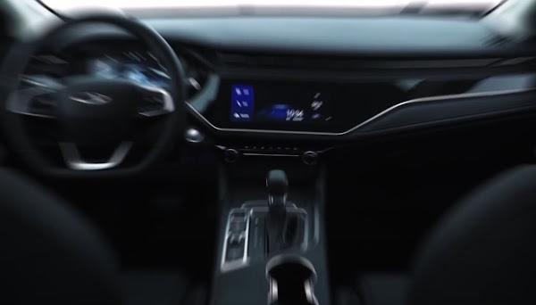 Caoa Chery Arrizo 5 Plus - interior