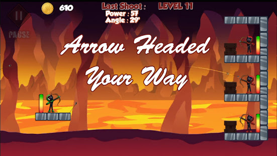 Stickman Bow Mastery: Flying Arrows Free [Limited Time]