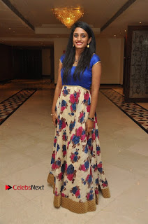 South Indian Celebrities Pos at Love For Handloom Collection Fashion Show  0021.jpg