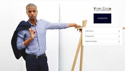 moda hombre de 3 marcas Pret a porter