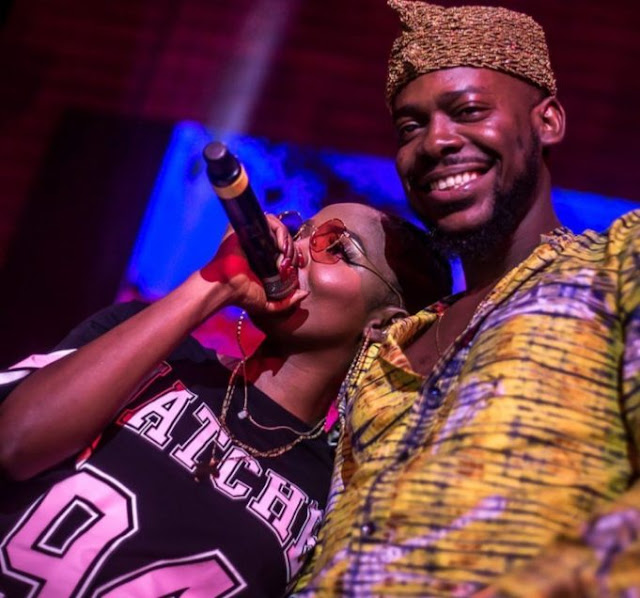 Why I didn't want people to know I loved Adekunle Gold – Simi