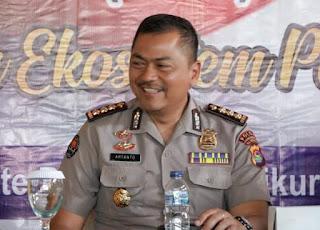 Polda NTB Ingatkan Warga Hati-hati Posting 'Hoax' Atau 'Prank' Isu Corona di Medsos