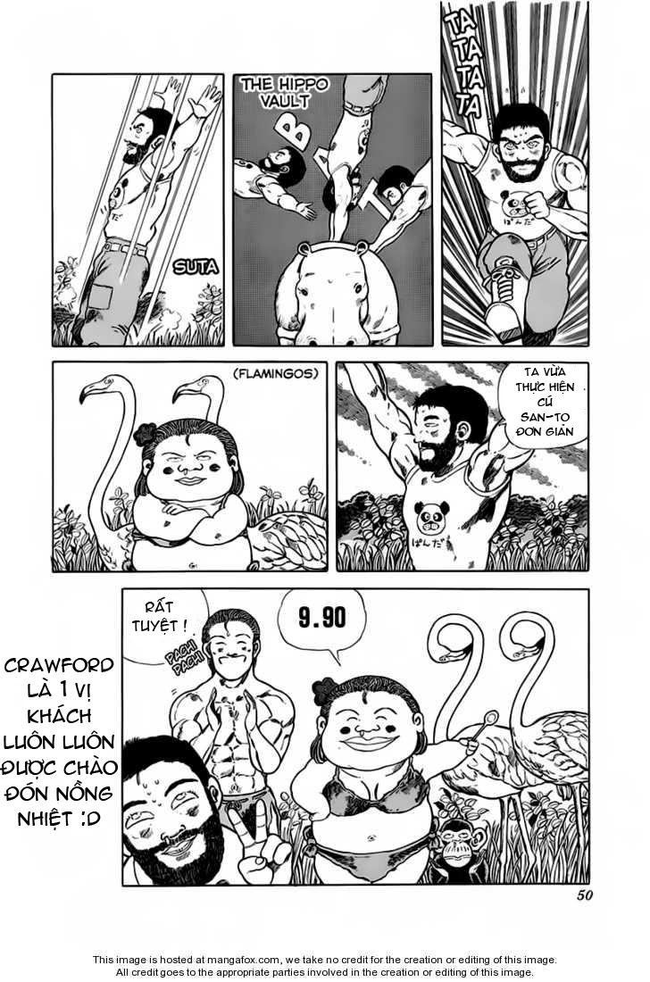 Chúa rừng Ta-chan chapter 22 trang 6