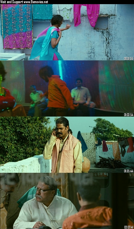 Gangs of Wasseypur Part 2 (2012) Hindi 720p BRRip 1.3GB