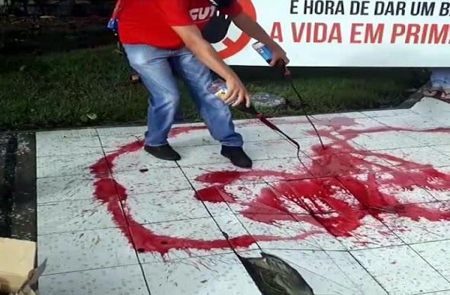Ato da CUT causa fratura grave em Supervisora da Guarda Guarda Municipal de Aracaju