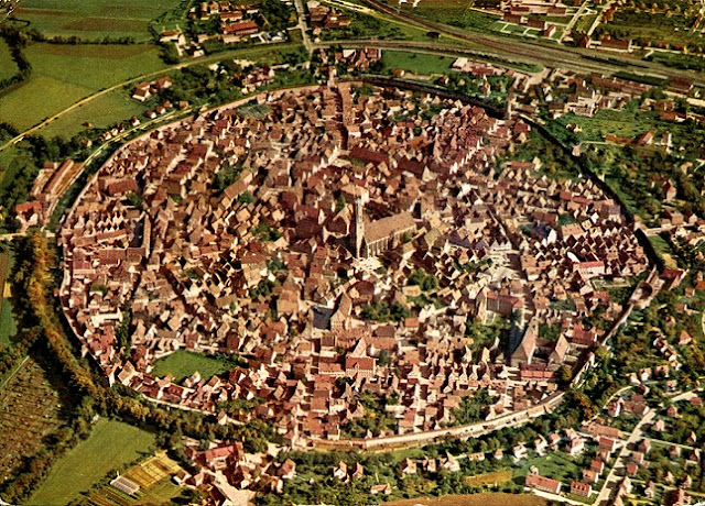 Nördlingen, Kota Meteor di Jerman