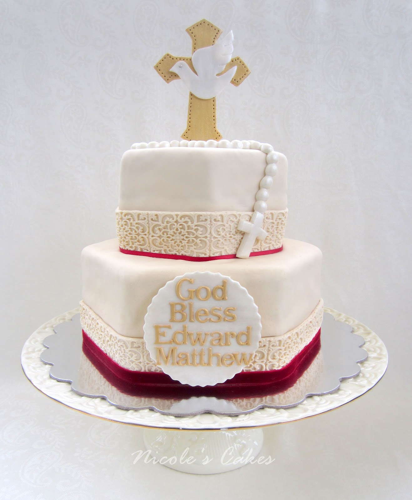 Confirmation Cake Ideas