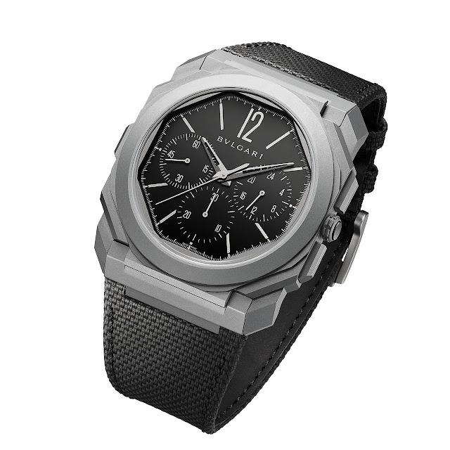 Bulgari Octo Finissimo S Chronograph GMT Automatic ref. 103467